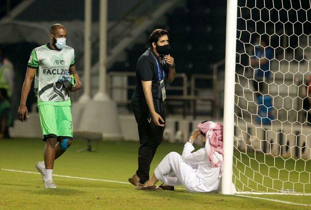 کاش مدیران ورزشی ما هم مثل تو بودند عبدالرحمان الحلافی!