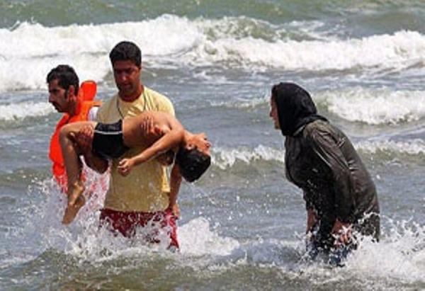 رشد 4 درصدی غرق شدگان در دریای مازندران/ سواحل و جنگلها مملو از مسافر