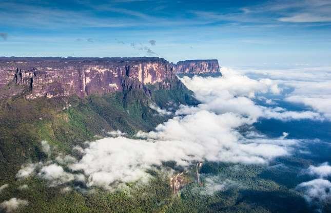 کوه رورایما در ونزوئلا