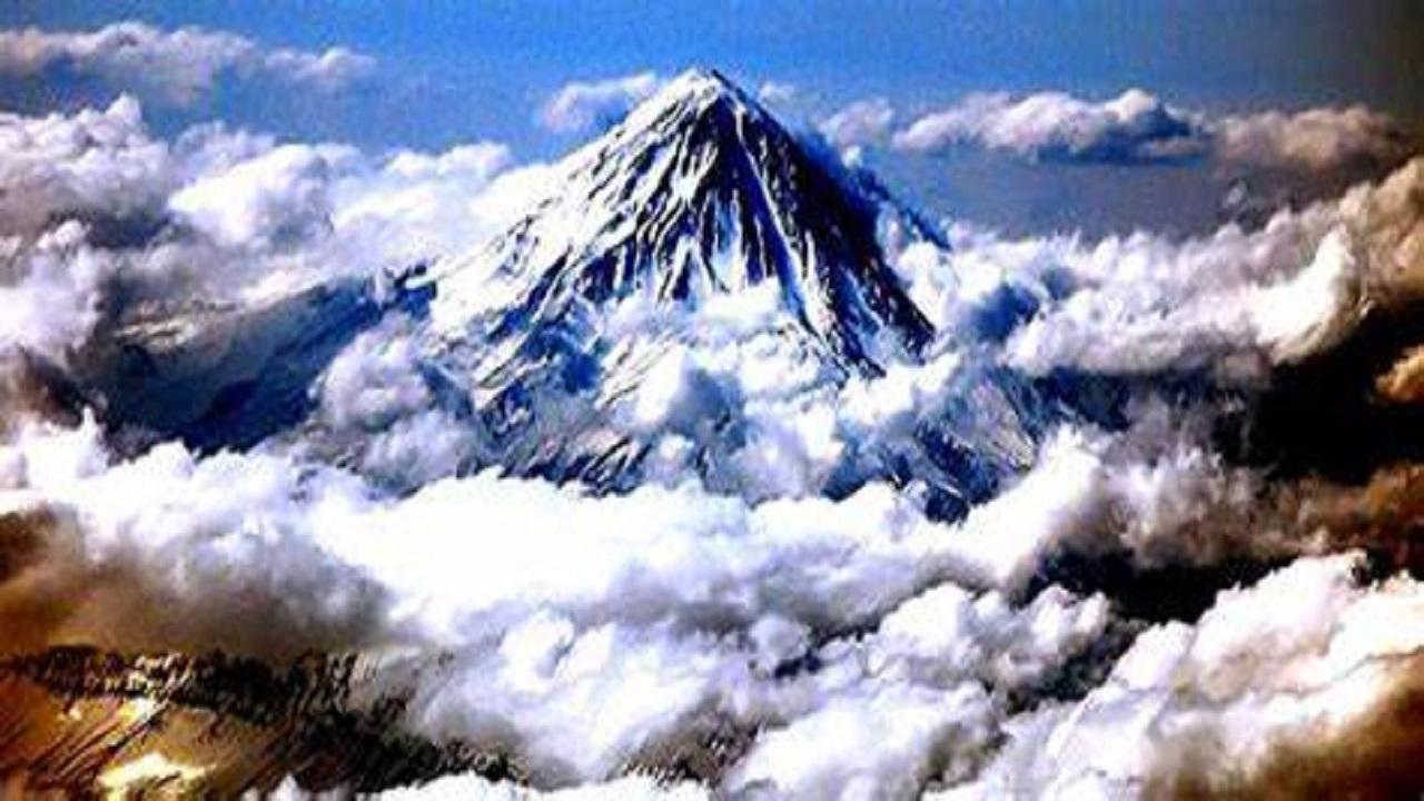 کوه دماوند در ایران
