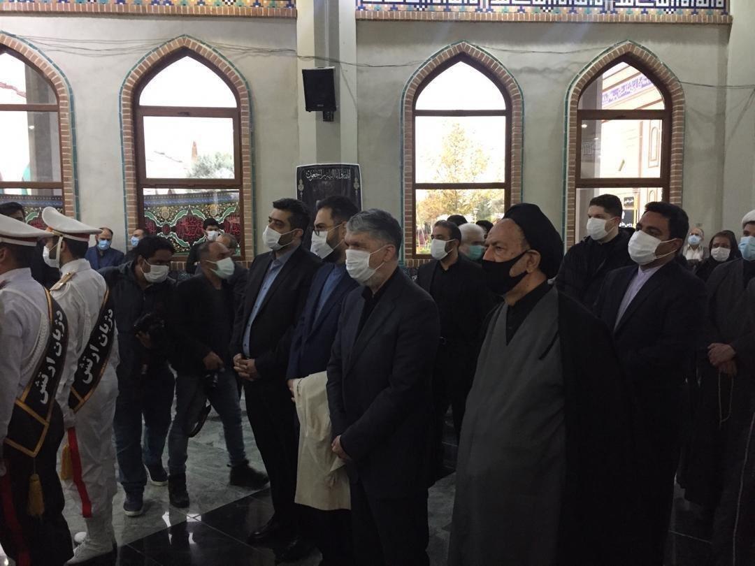 1143738 929 - گزارش کامل از مراسم تشییع و تدفین پیکر استاد محمدرضا شجریان + فیلم و عکس