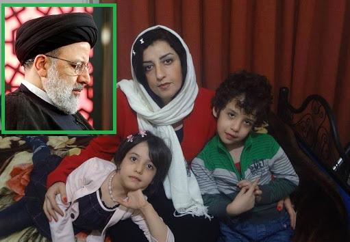 آزادی نرگس محمدی و چند کلمه با رئیس قوه قضائیه: لطفاً لایحه اصلاح قانون بر مبنای سیره علی(ع) را به مجلس بفرستید