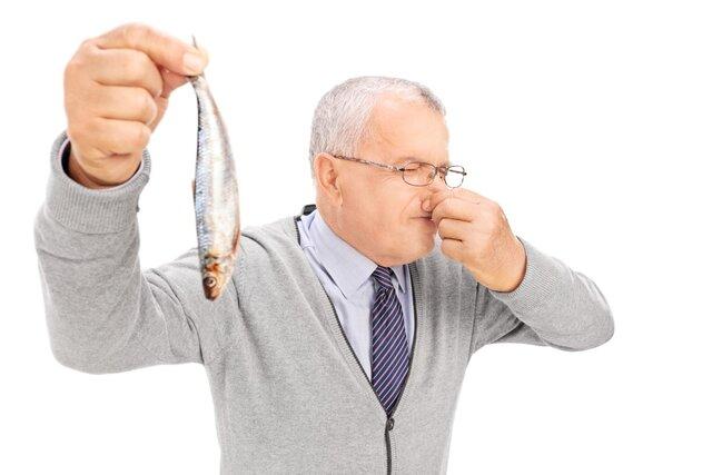 ژنی که باعث میشود ماهی فاسد بوی کارامل و گل رز بدهد