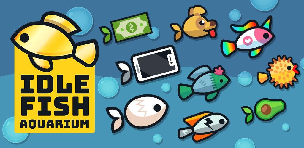 دانلود بازی آکواریوم ماهی ها - Idle Fish Aquarium
