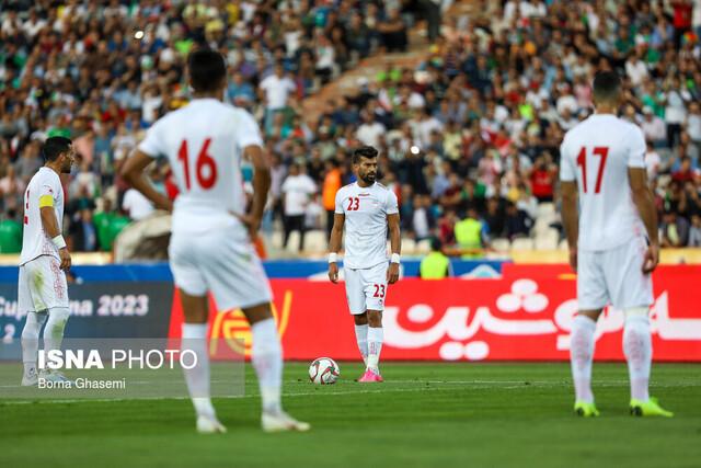 تیمملی ایران