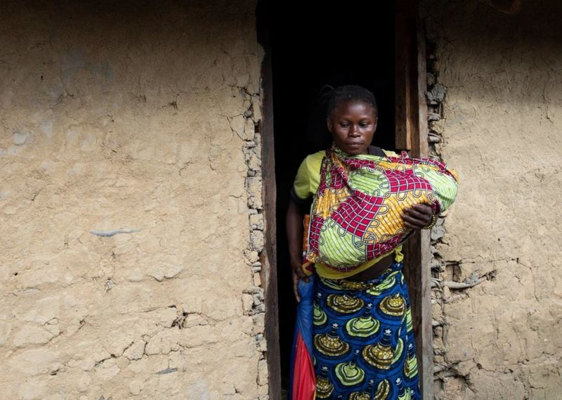زن کنگویی