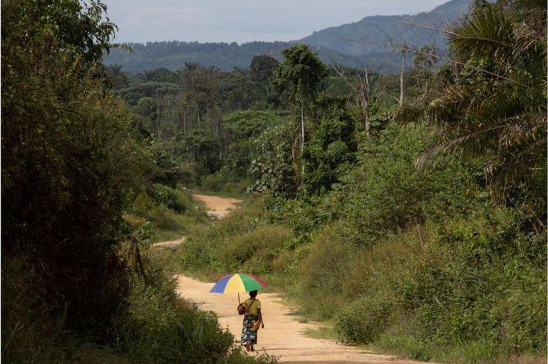 سرخک در جمهوری دموکراتیک کنگو/ واکسن با هواپیما، قایق و پای پیاده توزیع میشود (+عکس)