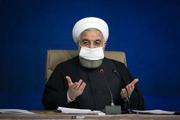روحانی: ۱۰ سال تحریم تسلیحاتی علیه ایران هفته آینده برداشته خواهد شد/ میتوانیم سلاحی که میخواهیم را بخریم و یا بفروشیم