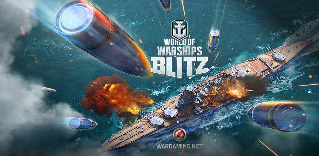 دانلود بازی نبرد ناو ها - World of Warships Blitz