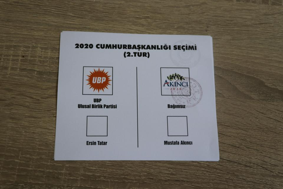 انتخابات ریاست جمهوری در قبرس شمالی (+عکس) / آینده جزیره چه می شود؟