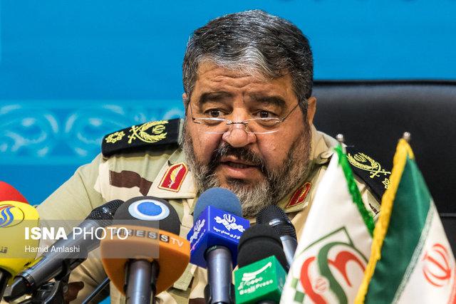 سردار جلالی: حملات سایبری که در بندر شهید رجایی و مس سرچشمه اتفاق افتاد موجب تخریب زیرساخت ها نشد