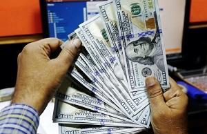 سقوط ۲ هزار تومانی قیمت دلار در صرافی بانک ها
