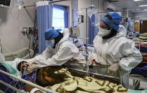 مرخصی استعلاجی ۶ هزار پرستار به علت ابتلا کرونا