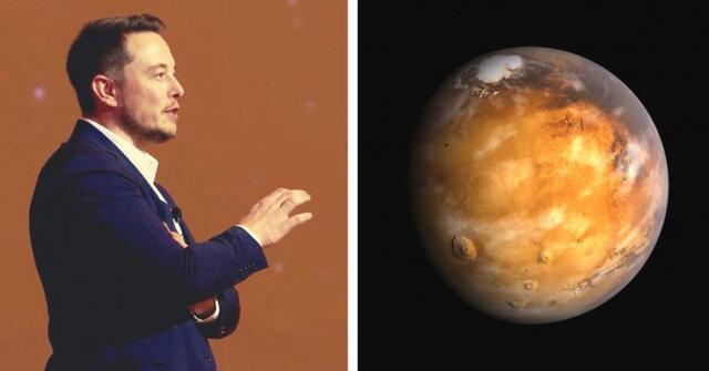 """ماموریت مریخی """"اسپیس ایکس"""" 2 سال به تعویق افتاد"""
