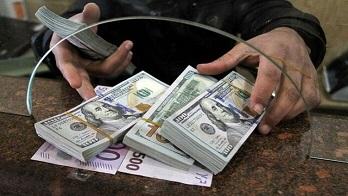 کاهش بیش از ۲ هزار تومانی قیمت دلار در صرافی بانک ها