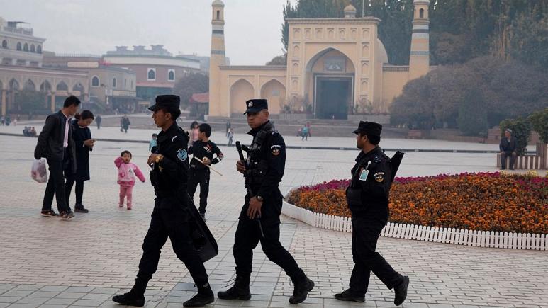 تخریب هزاران مسجد در استان سین کیانگ چین