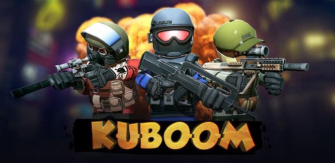 دانلود بازی تفنگی کابوم - KUBOOM