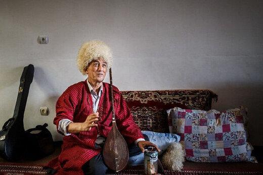 رحیم خیوهلی، پیشکسوت موسیقی ترکمن درگذشت