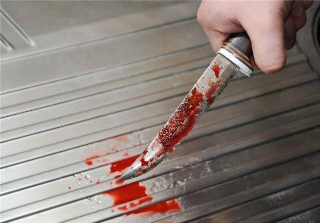 قتل با چاقو!