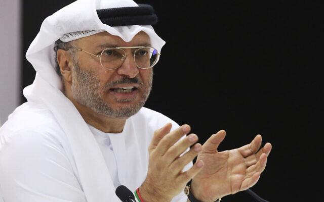 امارات: اقدامات تهاجمی ایران ما را به اسراییل نزدیک کرد