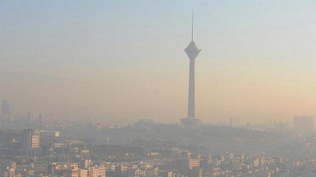 روزی ۳ تن اکسید گوگرد در ریه تهرانیها