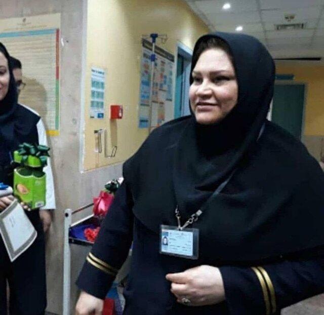 فوت بانوی پرستار بوشهری بر اثر کرونا