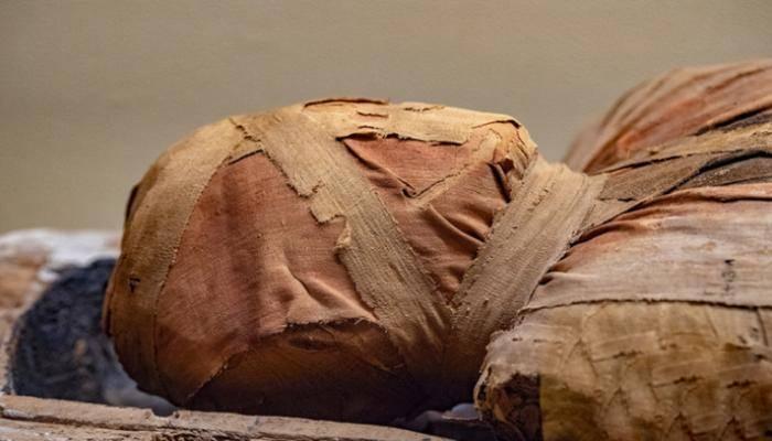 اسرار بازسازی مومیایی کودکی از مصر باستان