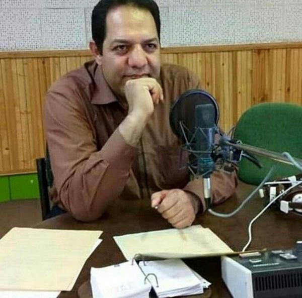 درگذشت گوینده باسابقه رادیو بر اثر کرونا در کرمانشاه
