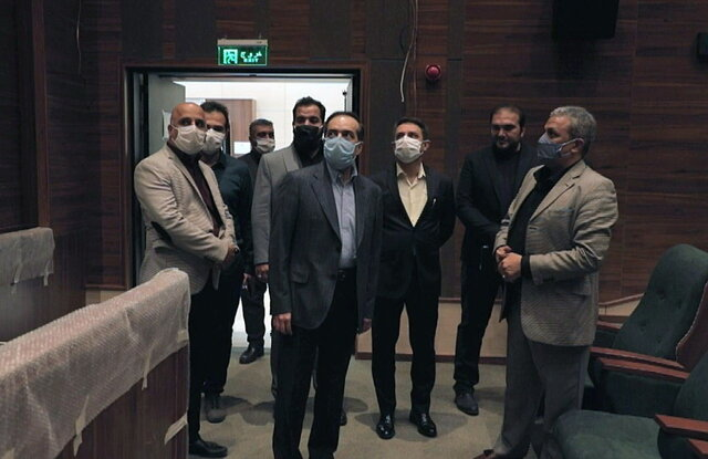 رییس سازمان سینمایی: ۲۹۶ سالن سینما در حال ساخت