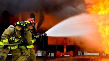 به کارگیری رباتهای آتشنشان در سازمان ایمنی تهران