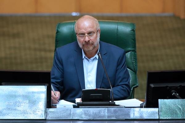 قالیباف: عدم حضور رئیس جمهور در مجلس به دلیل پروتکلهای کروناست