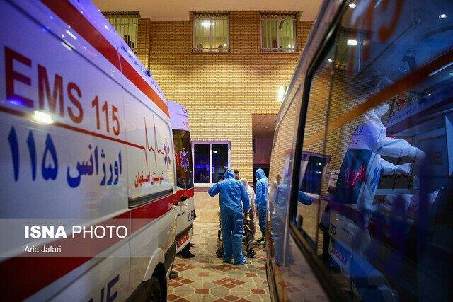 آخرین وضعیت کرونا در البرز: ۱۸ هزار نفر بستری، ۱۱۷۲ نفر فوتی