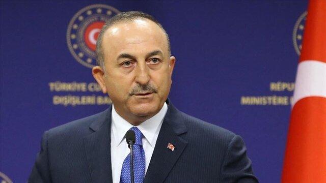 وزیر خارجه ترکیه: در میز مذاکره و در میدان جنگ در کنار جمهوری آذربایجان هستیم