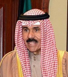 «نواف الاحمد الجابر الصباح» امیر جدید کویت شد (+عکس)