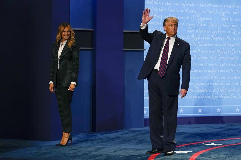 مناظره انتخابات ریاست جمهوری آمریکا