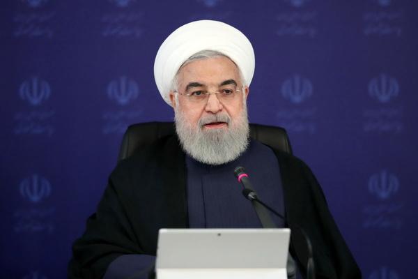 روحانی: در جنگ اقتصادی هستیم، نه تحریم اقتصادی