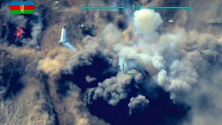 آیا پهپادهای ترکیه معادله جنگ در قرهباغ را تغییر میدهند؟