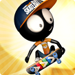 دانلود بازی مسابقه اسکیت آدمک ها  - Stickman Skate Battle