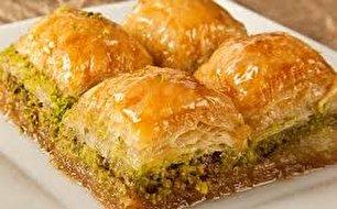 طرز تهیه باقلوا استانبولی