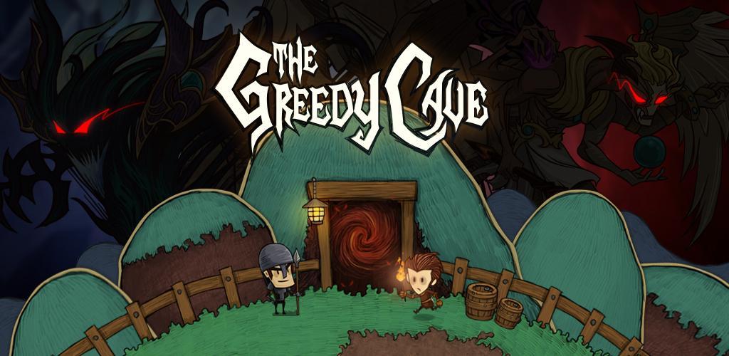 دانلود بازی The Greedy Cave