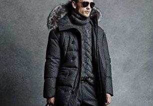 ست زمستانی مردانه با کاپشن (عکس)