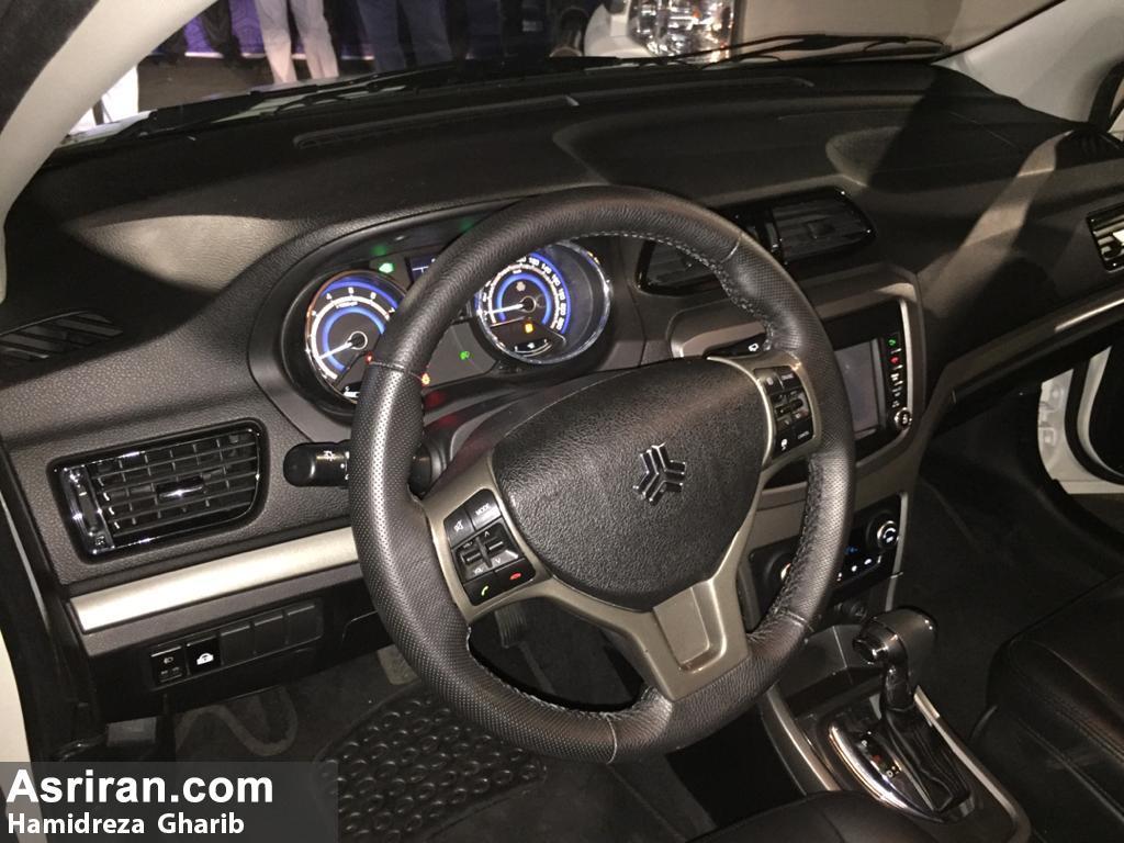 خودروی  کراس اوور جدید سایپا