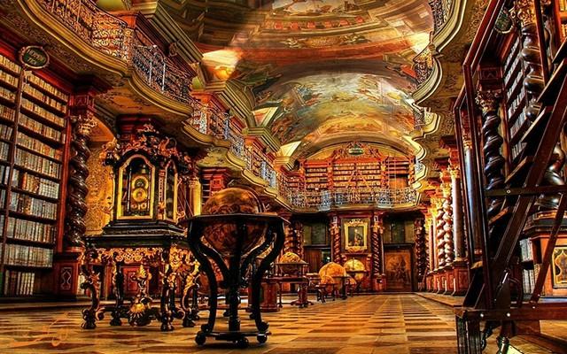 کتابخانه ملی کلمنتینوم