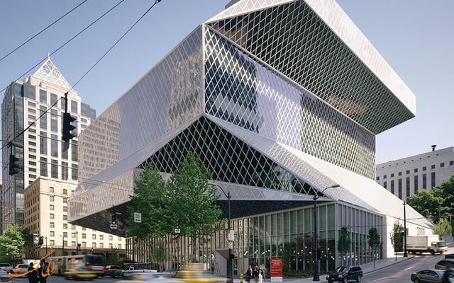 کتابخانه مرکزی سیاتل