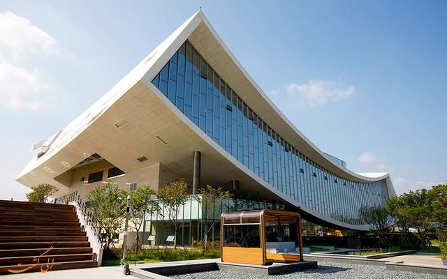 کتابخانه ملی سجونگ