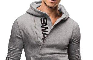 مدل های جدید هودی مردانه (عکس)
