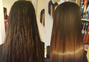 دانستنی هایی در مورد کراتینه کردن مو