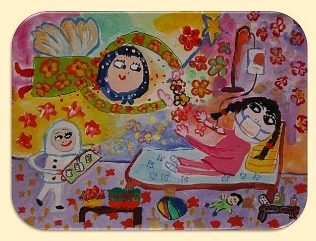 درخشش کودکان فارس در مسابقه بینالمللی نقاشی