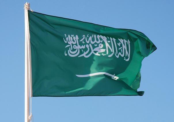 آتش سوزی در پالایشاه عربستان