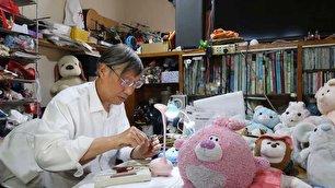 بیمارستان عروسکها در ژاپن (+عکس)